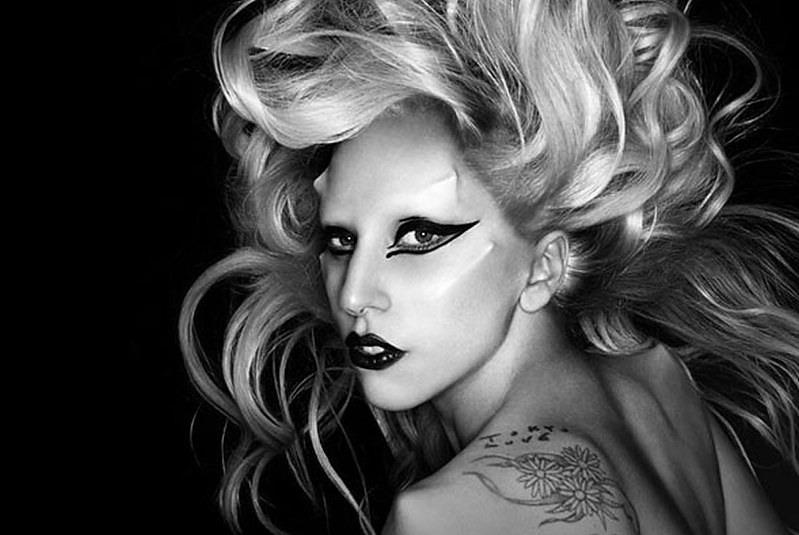 Gaga wall