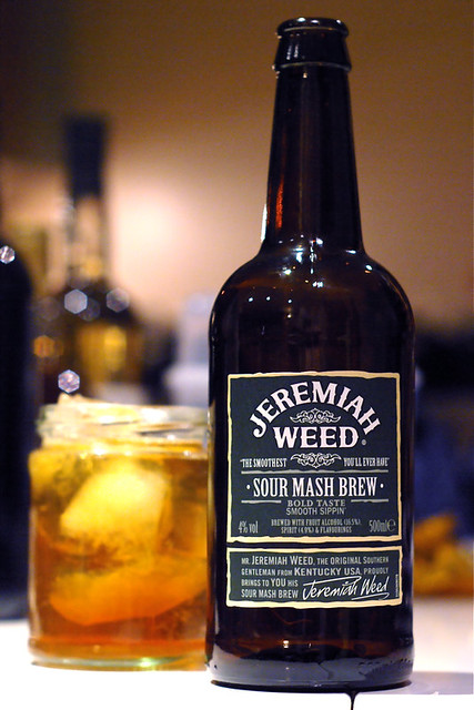 Jeremiah Weed Sweet Mash 'Signature Serve'