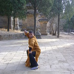 Tue, 15/03/2011 - 05:23 - SHIFU KANISHKA TRAINING IN MABU DAN BIAN Shaolin Kung Fu India