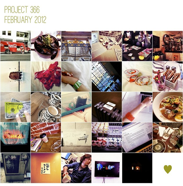 Project 366: February