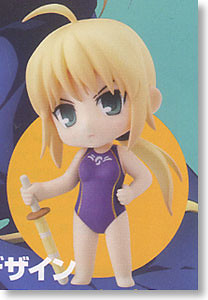 Nendoroid Petit Saber: Swimsuit version
