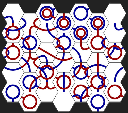 Curvy HTML5 game