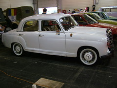 gaz-21(0.0), automobile(1.0), vehicle(1.0), mercedes-benz w120(1.0), mid-size car(1.0), hindustan ambassador(1.0), compact car(1.0), antique car(1.0), sedan(1.0), classic car(1.0), vintage car(1.0), land vehicle(1.0),
