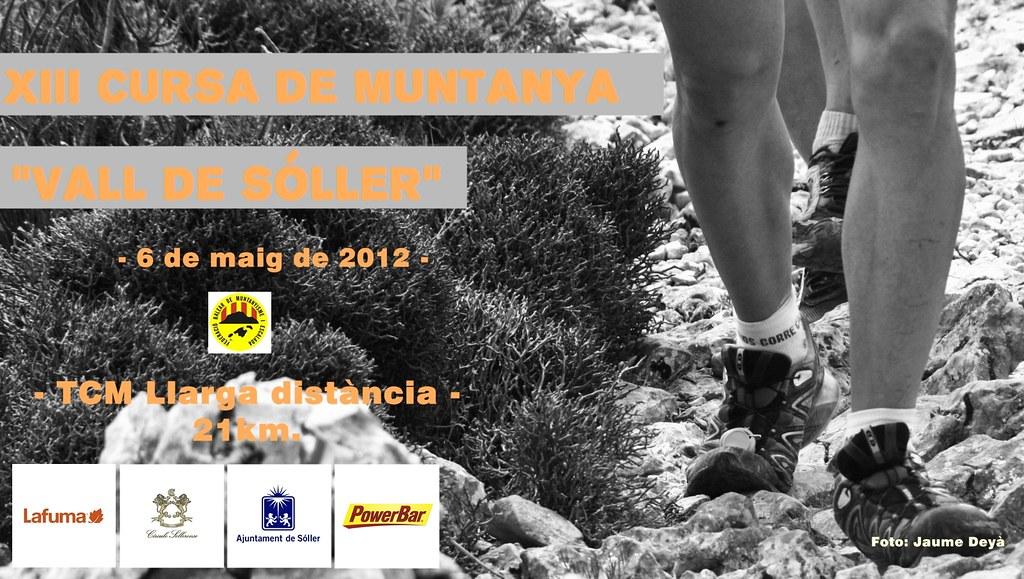 Programa XIIIª Cursa Muntanya Vall de Sóller 6-05-2012.