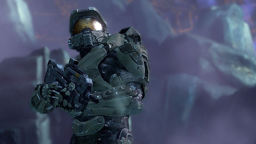 Halo 4: New Video Features Ragnarok Map & Mantis Vehicle