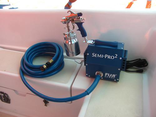 Fugi Spray HVLP Paint Spraying System