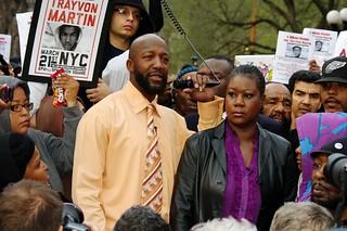 Trayvon Martin Rallies Focus on Race Problems!