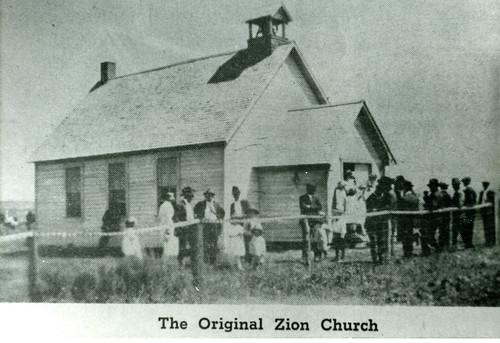 Church Zion Lutheren