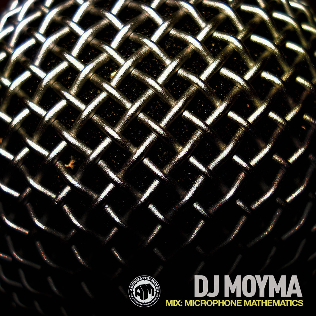 NEW MIX: Microphone Mathematics - DJ Moyma