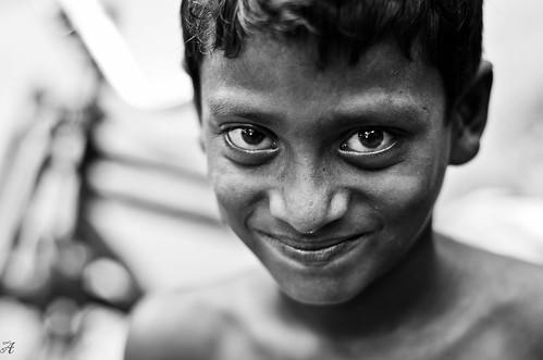 A spark of hope by A. adnan