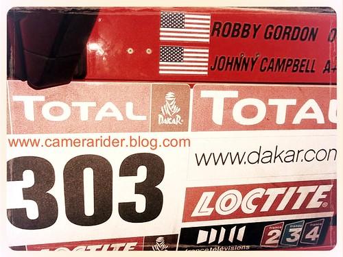 Rallie Dakar 2012 Gordon 303 by Camerarider by [º(o) ] Camerarider