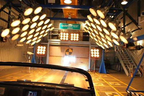 Crash test - Test Track at Epcot