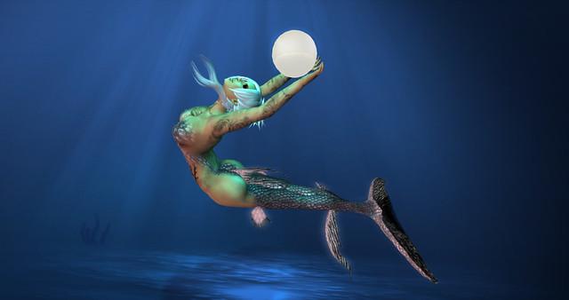 Faery Sola Pearl