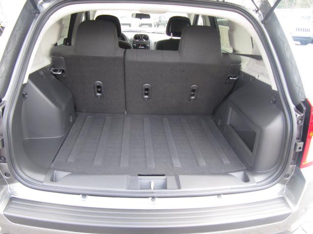 2012 jeep compass cargo space waynesville automotive. Black Bedroom Furniture Sets. Home Design Ideas