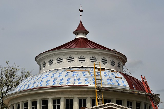 New Old Roof