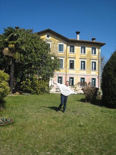Alessandra Obé, Santa Maria La Longa, Italy