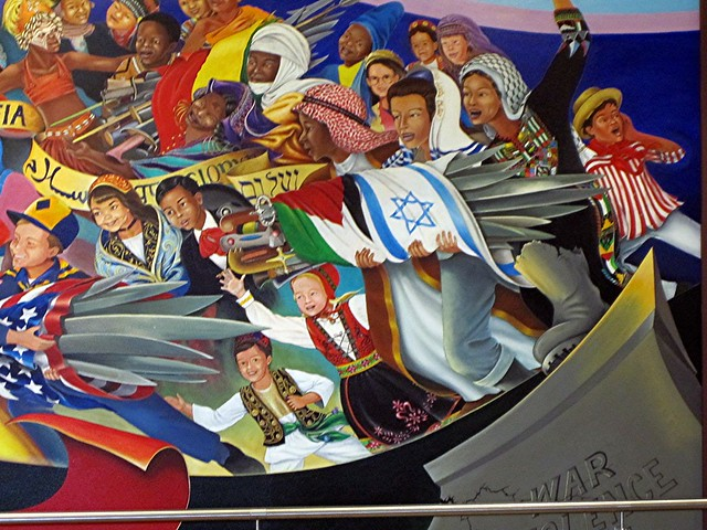 Photo for Denver airport mural