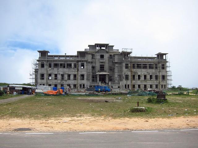 Bokor Hill Hotel