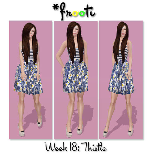 *Frooti - 52 WoC: Thistle