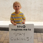 KLRU inspires me to ... stay curious!