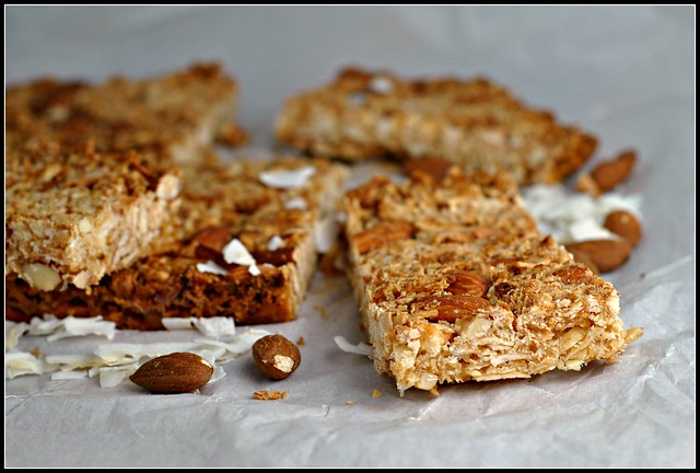 Coconut-Almond Bars 3