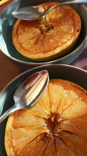 Broiled Grapefruit 15