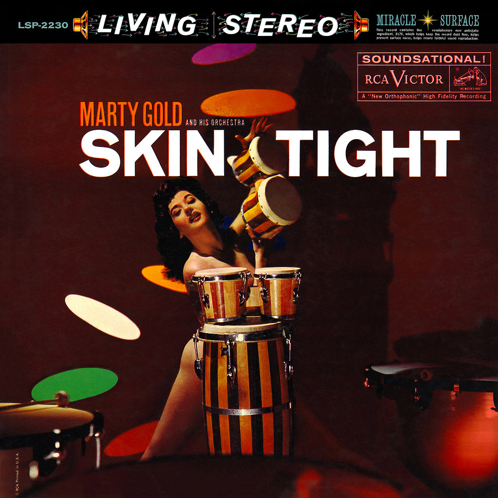 Marty Gold - Skin Tight