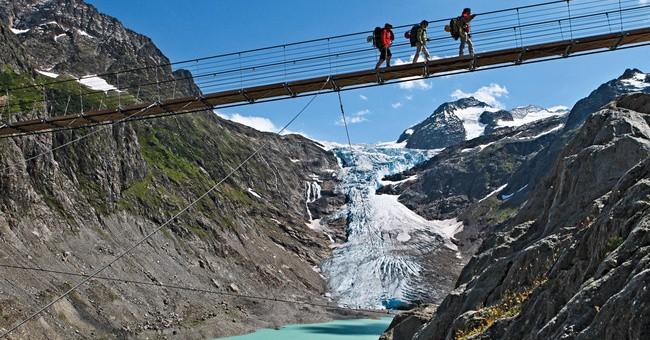 Visuté mosty