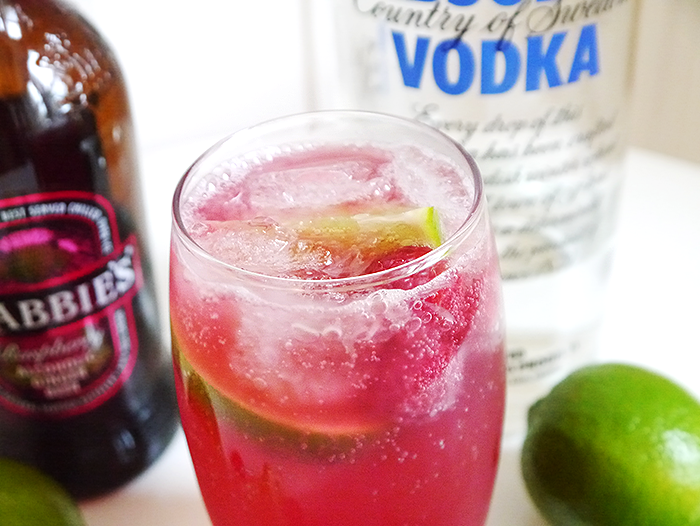crabbies raspberry moscow mule cocktail recipe degustabox 3
