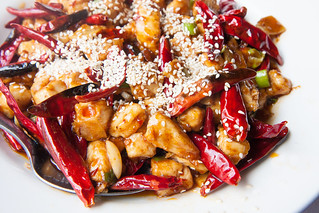 Chong qing chicken, Grand Sichuan