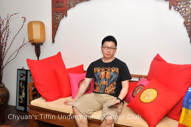 Chyuan's Tiffin Underground Supper Club 16