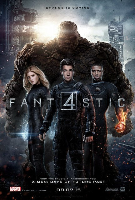 (2015) The Fantastic Four