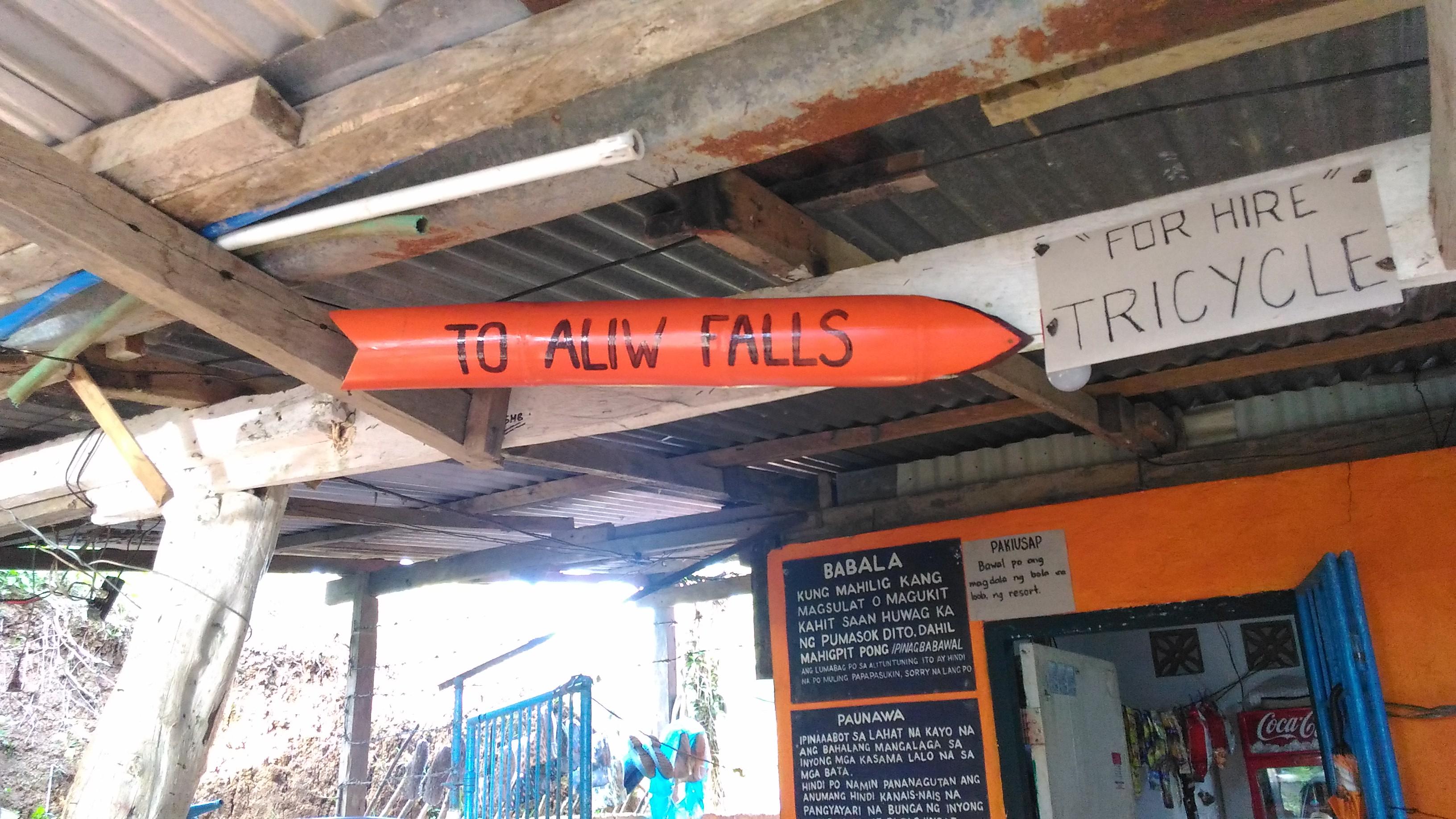 aliw falls 1