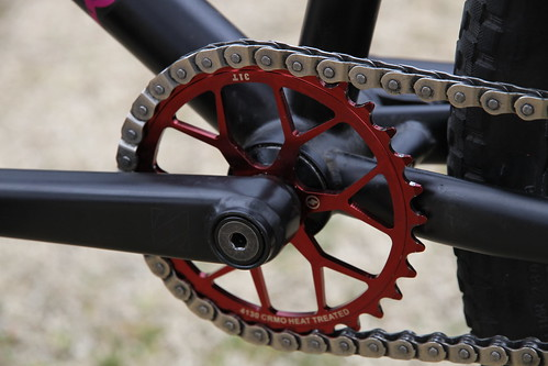 SPIKE Y6 CRMO SPROCKET