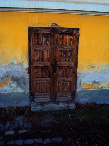 Like a painting, door, Szentendre