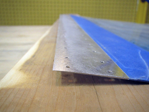 Wing Skin Tapered