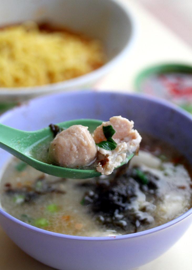 Kebun Baru Food Centre: Sin Kian Heng