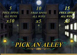 Victorian Villain free spins