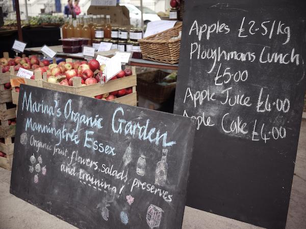 Bloomsbury Farmers Market-4