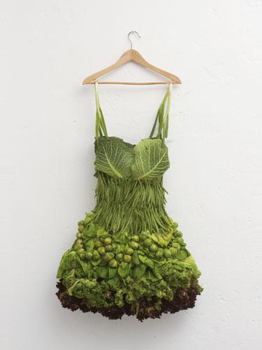 Sarah Illenberger, Salat Kleid