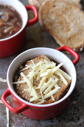 Cookin' Canuck - French Onion & Endive Soup Recipe with Pancetta