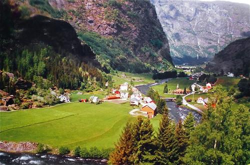 Flåm, Norway by Pat L.314