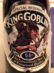Wychwood, King Goblin, England