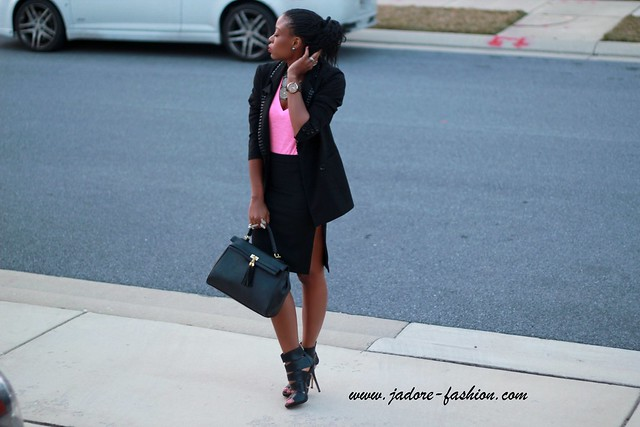Neon pink by www.jadore-fashion.com