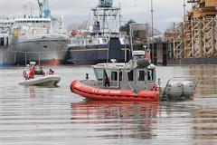vehicle, ship, patrol boat, watercraft, boat, coast guard,