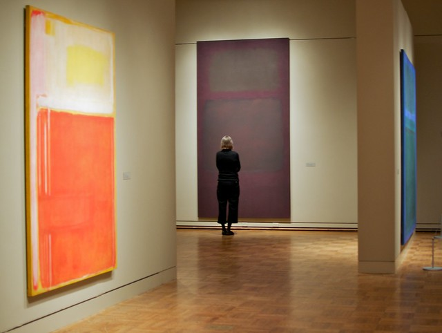 Alone with Rothko