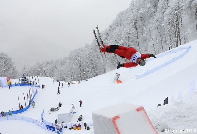 FIS Freestyle Ski European Cup 2012 in Sochi