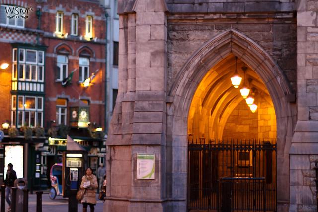 Dublin Tourism Office and the O'Neill - Dublin, IE