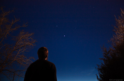 Viewing the Conjuction of Venus and Jupiter