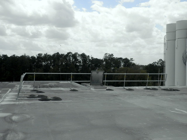 KeeGuard Railing Installation - SW